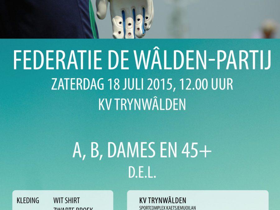 Federatie partij De Walden