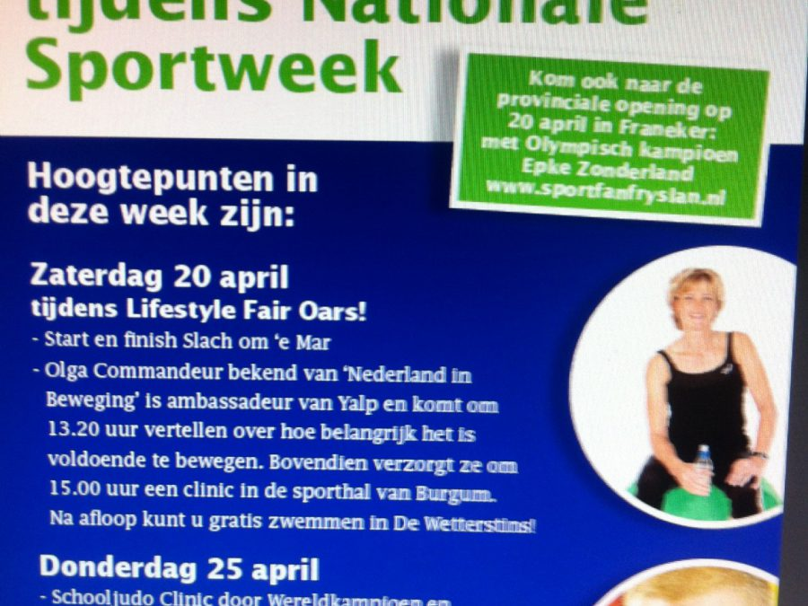 Nationale sportweek