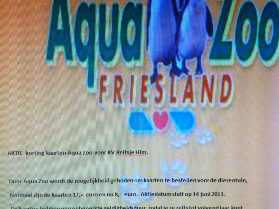 Aktie Aqua Zoo