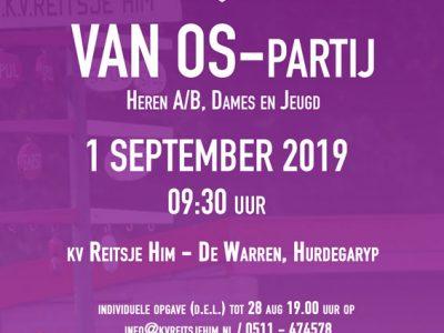 Van Os-partij 2019