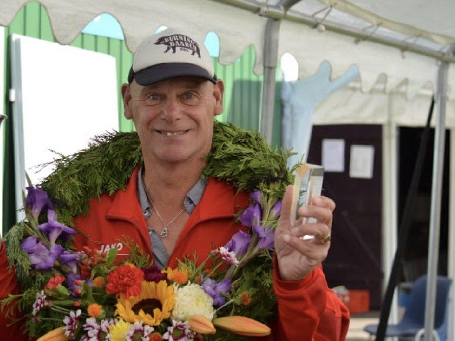Winnaar competitie 2019 Wim Jousma
