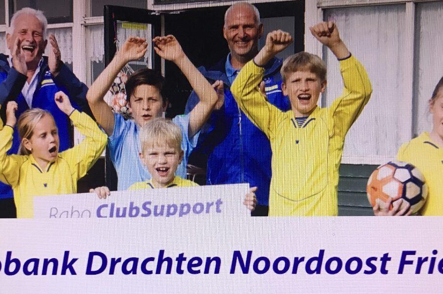 Ook dit jaar gaat de Rabobank Clubkas Campagne weer van start! Met deze campagne ondersteunt de Rabobank Drachten Friesland Oost het verenigingsleven en hun activiteiten in de regio.