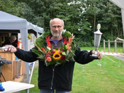 Henk Schraa Competitie winnaar 2020