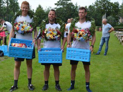 Zondag 11 juli was KV Reitsje Him de gastheer van een KNKB 2e klasse heren wedstrijd vf.